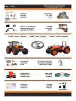 Guide Pièces Service Guide Parts Service Guida