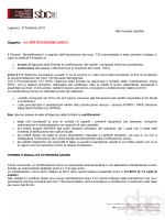 LA CERTIFICAZIONE UNICA 2015…continua…