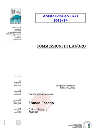 Commissioni di Lavoro_13-14