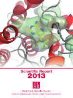 Scientific Report 2013 PDF file (10 Mb)