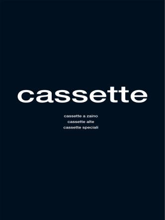 Cassette interne Wc