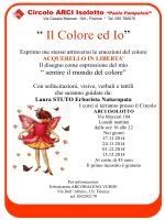 """"""" Il Colore ed Io"""" - Erboristeria - Firenze"""