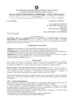 """bando rspp 2015 - IIS """"Luigi Angeloni"""""""