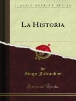 La Historia - Forgotten Books