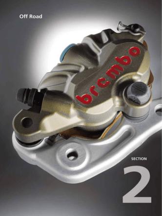 Catalogo BREMBO RACING Off-Road