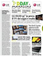 """LG OLED 55"""" in prova Il TV dei sogni è realtà"""