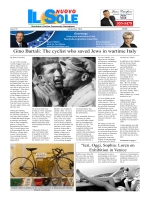 Gino Bartali: The cyclist who saved Jews in wartime