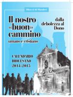 Calendario diocesano 2014-2015