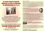 PADRE GHISLAIN ROY - Padri Barnabiti Eupilio