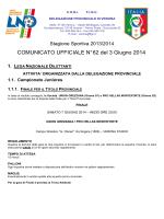 Com_N62 - F.I.G.C. Veneto