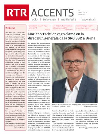 (mars 2014) (pdf) - Radiotelevisiun Svizra Rumantscha