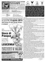ASL Pasqua 2014 fronte - Associazione Siciliana Leucemia