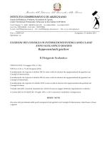 proclamazione eletti 2014-2015