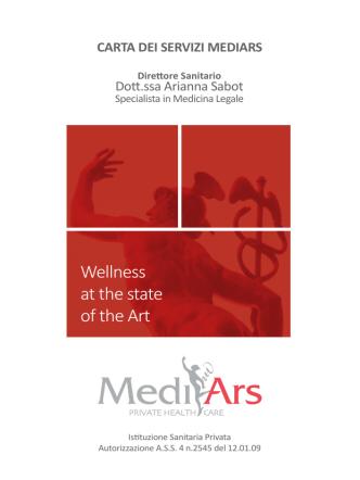 Carta dei Servizi di MediAr
