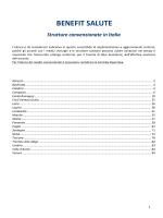 Strutture sanitarie in Italia