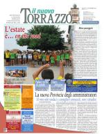 27/09/2014 - Il Nuovo Torrazzo