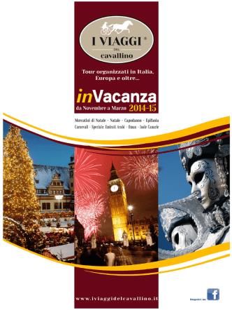 Catalogo InVacanza - I Viaggi del Cavallino