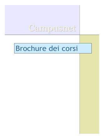 Campusnet - Corso Laurea Magistrale in Scienza dei materiali per i