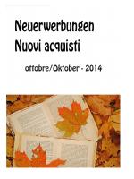 Deutschsprachige Belletristik