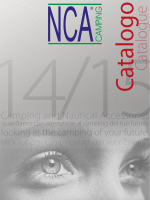 Catalogue - NCA Camping