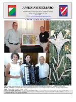 to view the July 2014 Notiziario - Abruzzo and Molise Heritage Society
