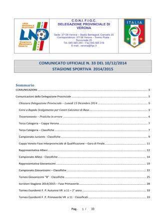Com_N33 - FIGC Veneto
