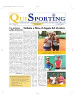 QuisportingOttobre1 - Circolo della Stampa
