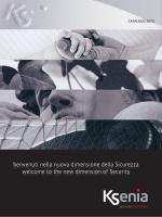 KSENIA - catalogo 2013