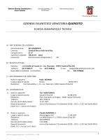 AZIENDA FAUNISTICO VENATORIA QUERCETO
