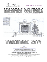 Novità letterarie dicembre