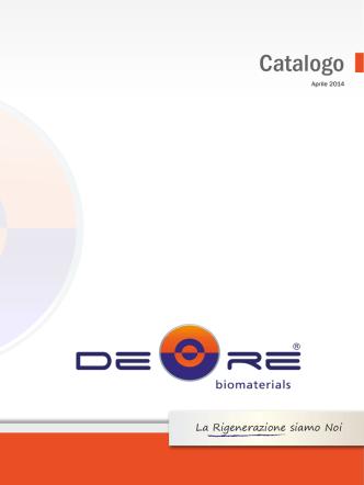 Catalogo - De Ore