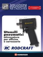 Promozione Rodcraft