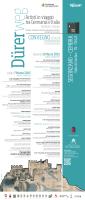 30X70 locandina convegno Durer 2015 definitivo