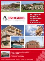 Nuove costruzioni Progedil 90 a Roma Ovest