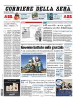 Corriere della sera - 12.06.2014