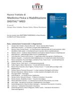 Medicina Fisica e Riabilitazione DIGITAL® MED
