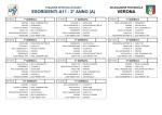 ESORDIENTI-A11 - 2° ANNO (A) VERONA