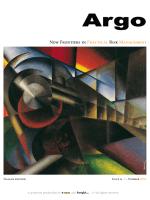 Argo Magazine N.3 Summer 2014