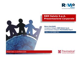 Company Profile RBM Salute