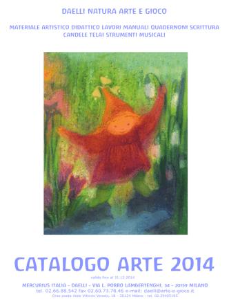 catalogo arte 2014