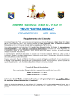 "TOUR ""EXTRA SMALL"""