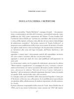 Insula Fulcheria: i repertori