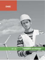 Contatori di energia   minicatalogo 2014