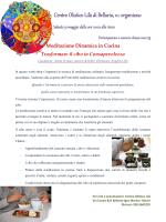 Centro Olistico Lilà di Bellaria, RN. organizza: