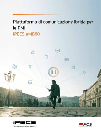 Brochure eMG80