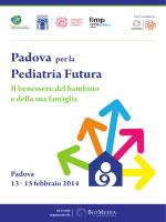 Padova per la Pediatria Futura