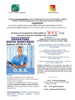brochure OSS - San Giovanni Apostolo