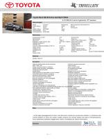 Scarica e stampa la scheda di TOYOTA RAV4 2.0D M ACTIVE 2WD