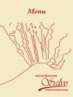 il nostro menu in pdf