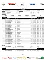 Continental Cup Oberwiesenthal (GER) 2015 Einzel FT - Xc-Ski